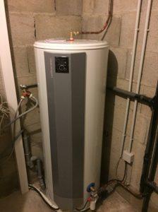 Installation Chauffe-eau thermodynamique Atlantic