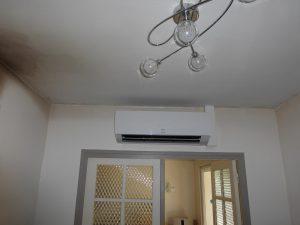 Installation climatisation à saint george de reneins