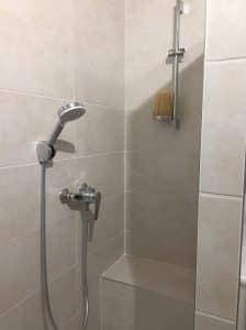 Rénovation d'une salle de bain à Belleville